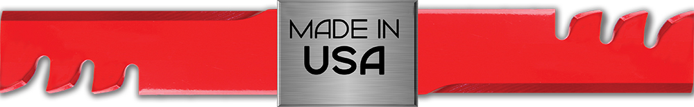 Blades made in USA